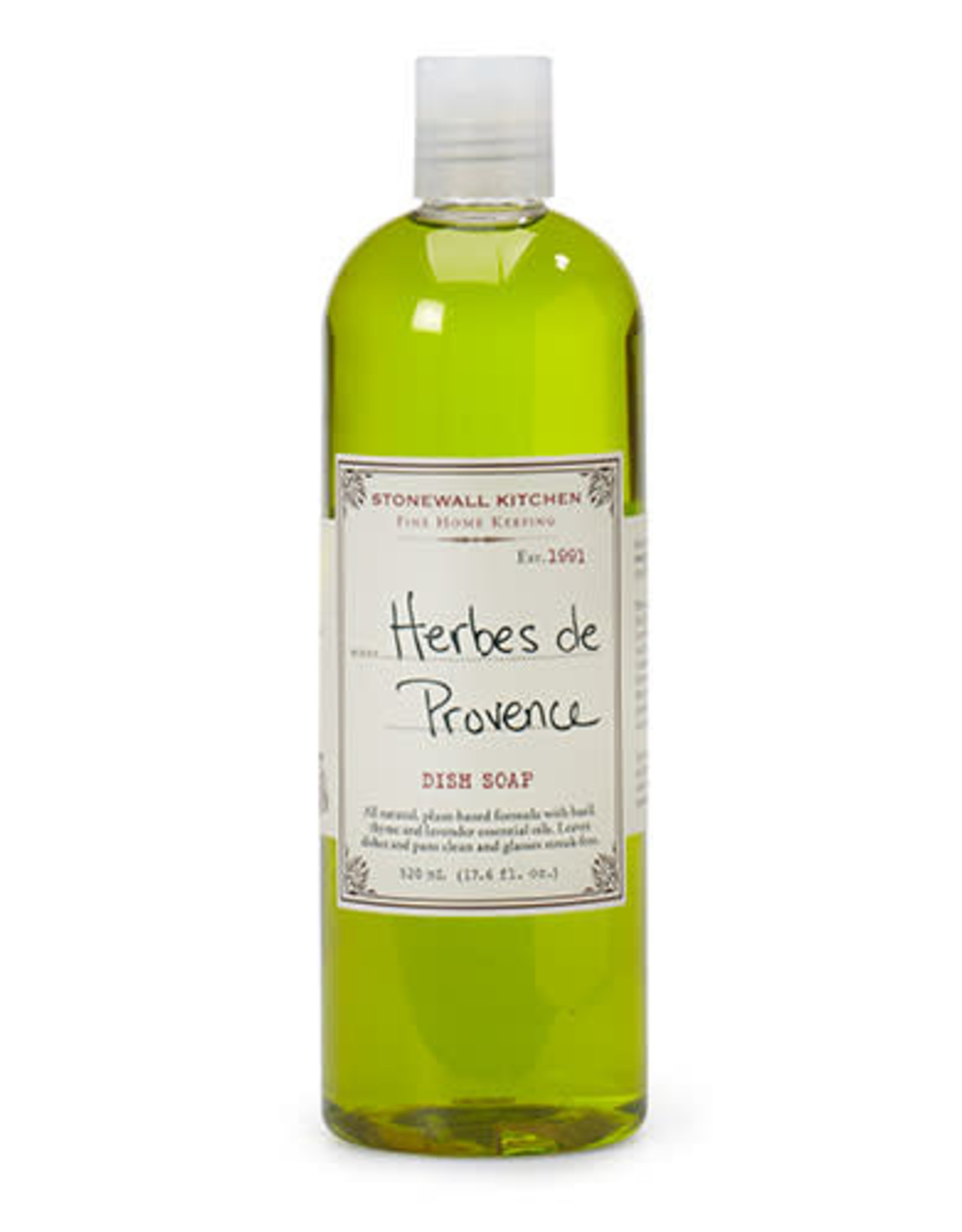 Stonewall Kitchen Herbes de Provence Dish Soap