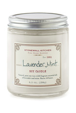 Stonewall Kitchen Lavender Mint Candle