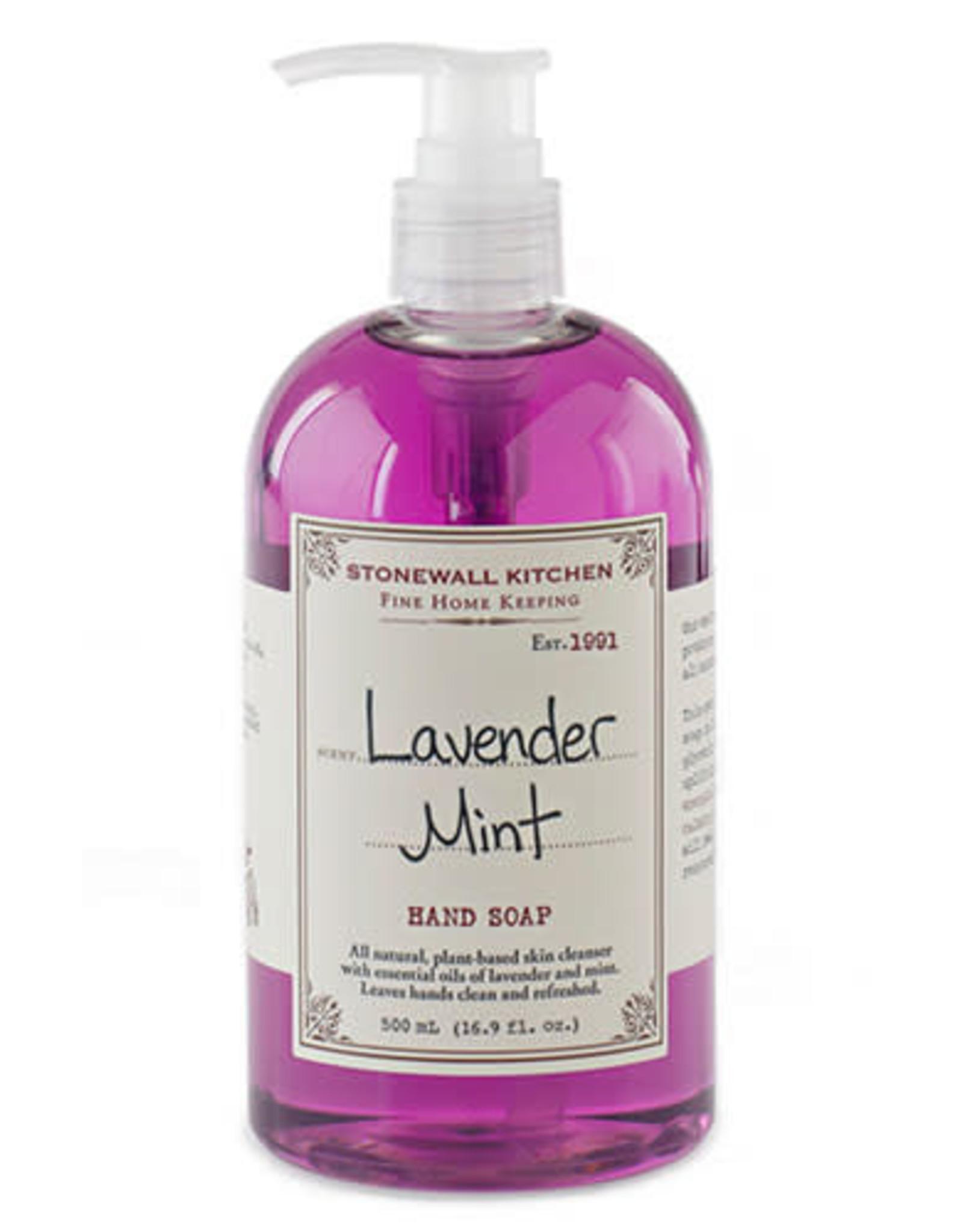 Stonewall Kitchen Lavender Mint Hand Soap