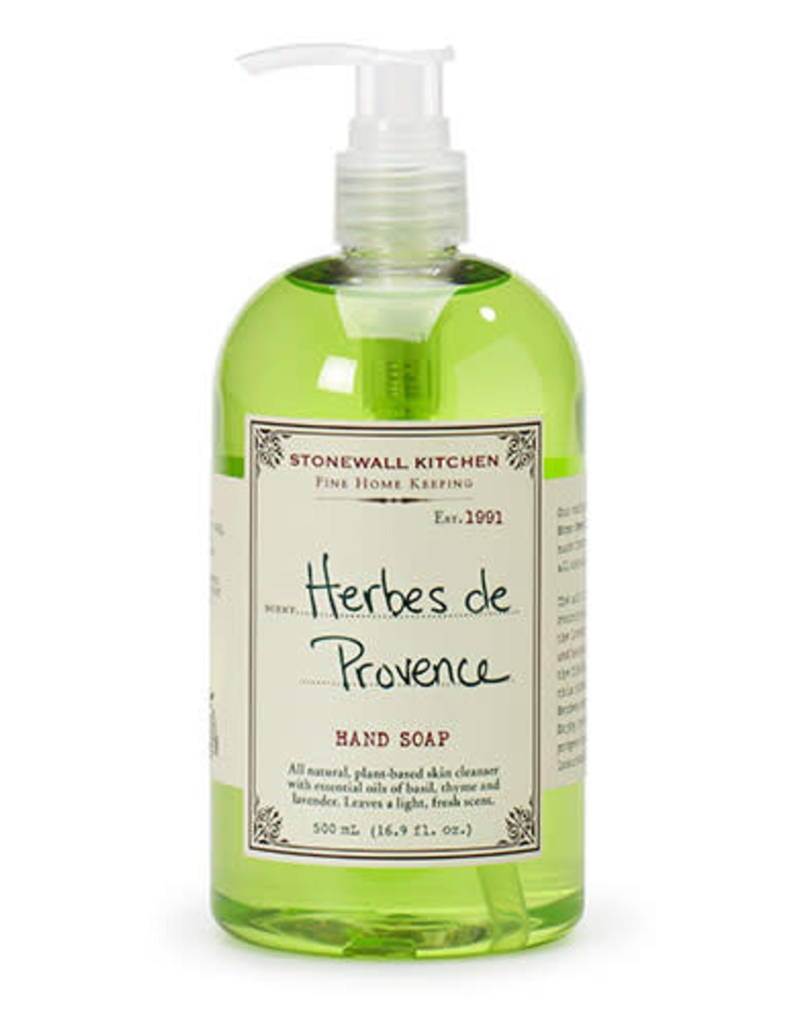 Stonewall Kitchen Herbes de Provence Hand Soap