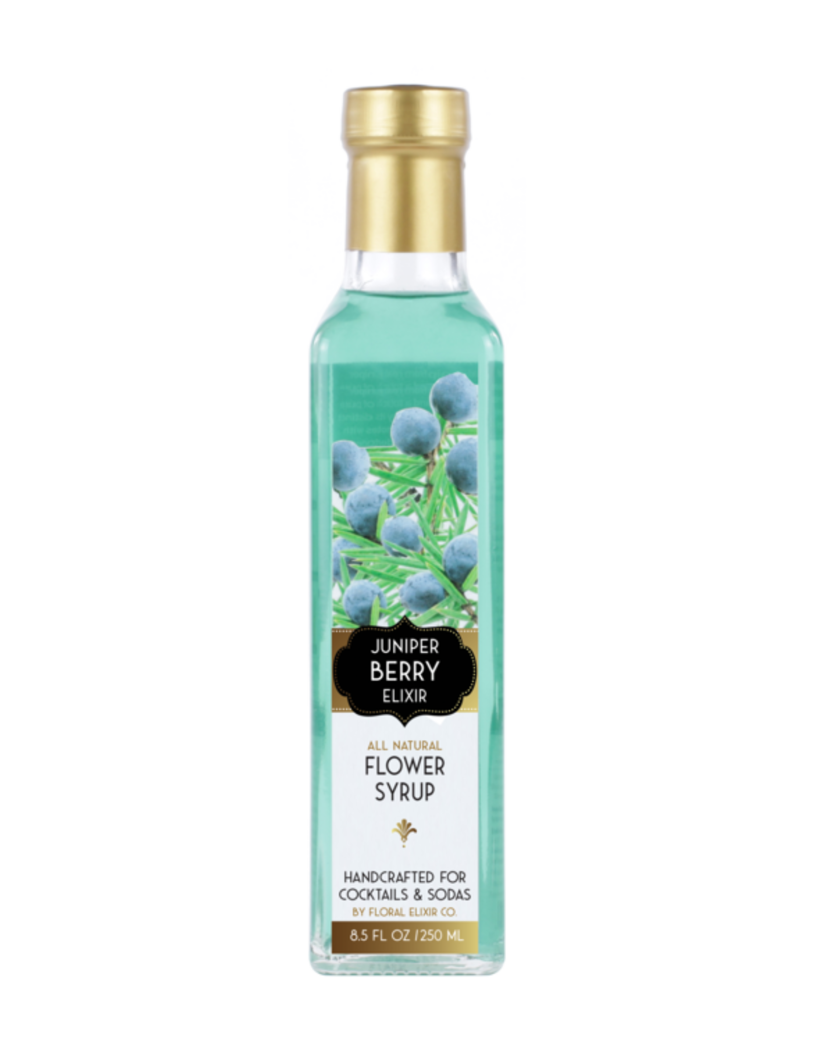 Floral Elixir Company Juniper Berry Elixir