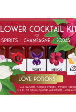 Floral Elixir Company Love Potions Cocktail Kit