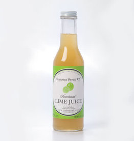 Sonoma Syrup Co. Sweetened Lime Juice