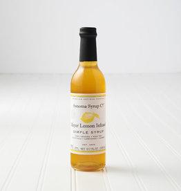 Sonoma Syrup Co. Simple Syrup, Meyer Lemon