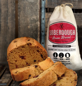 Soberdough Soberdough, Cranberry Orange Bread