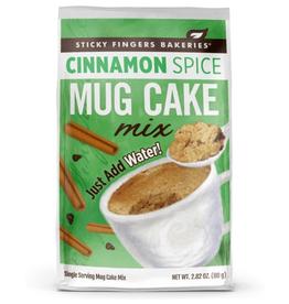 Sticky Fingers Mug Cakes, Cinnamon Spice