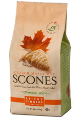 Sticky Fingers Scone, Maple Oat w/Maple