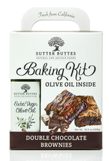 Sutter Buttes Extra Virgin Olive Oil Brownie Mix