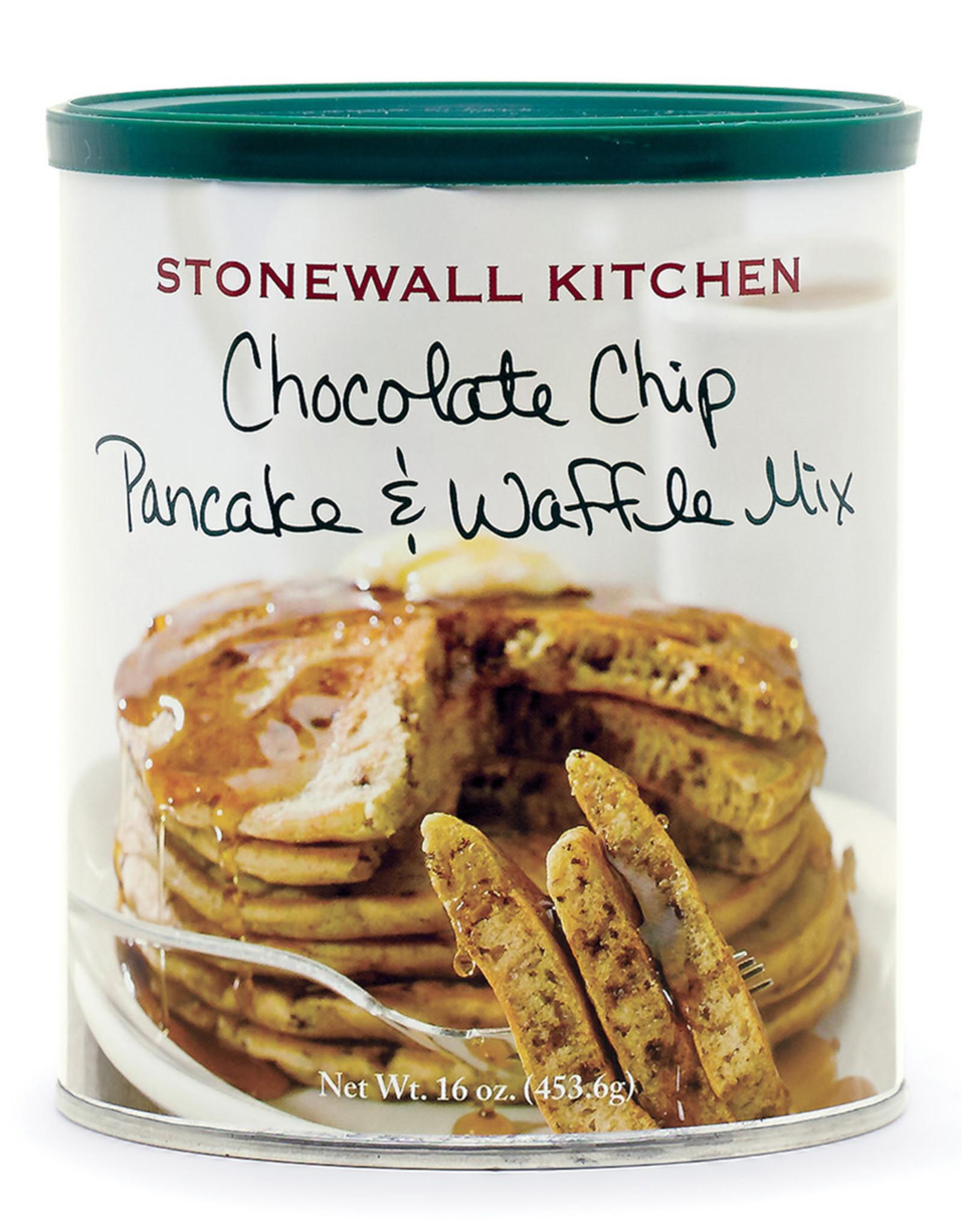 Stonewall Kitchen Chocolate Chip Pancake & Waffle Mix, 16 oz Can