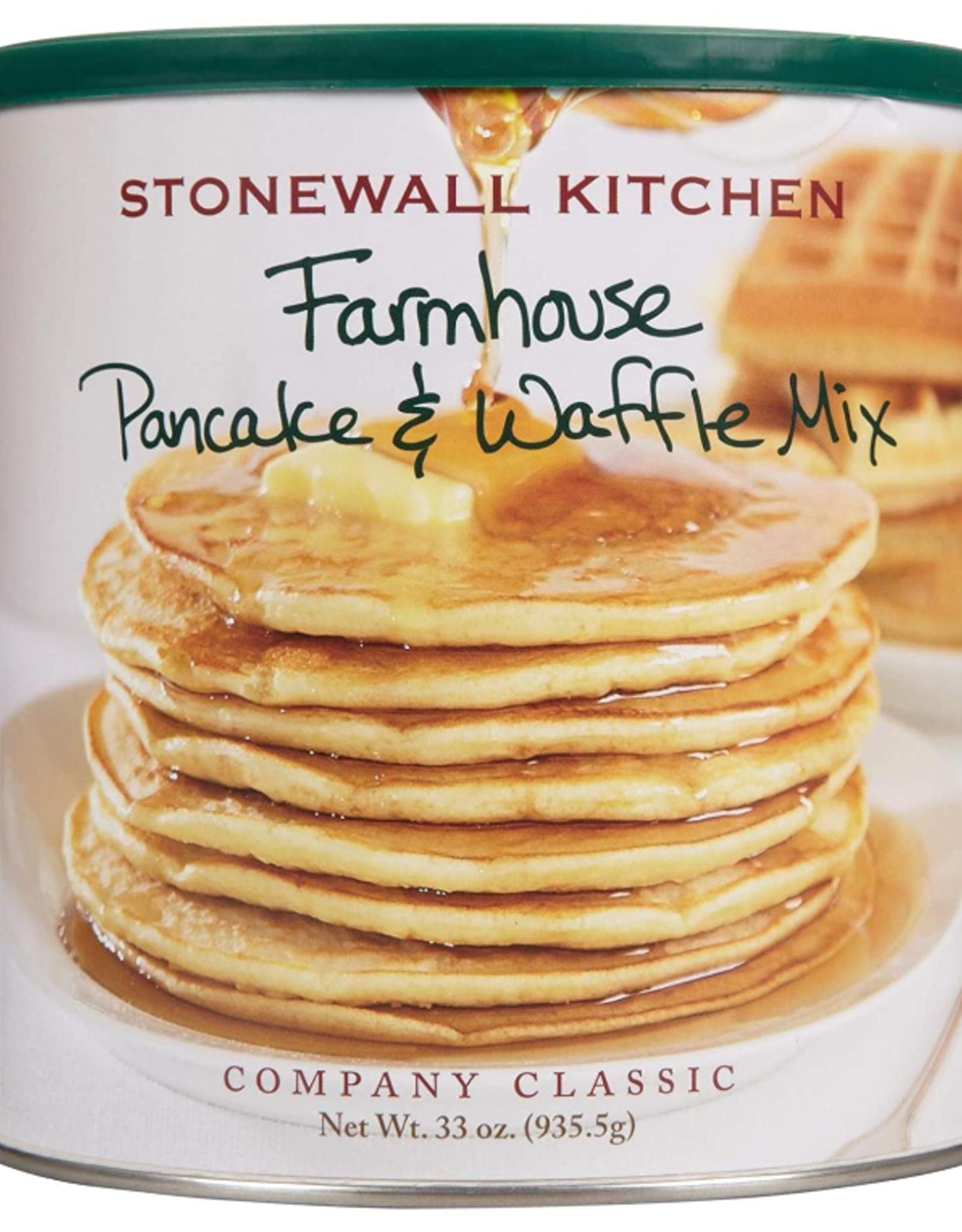 Stonewall Kitchen Farmhouse Pancake & Waffle Mix, 33oz can