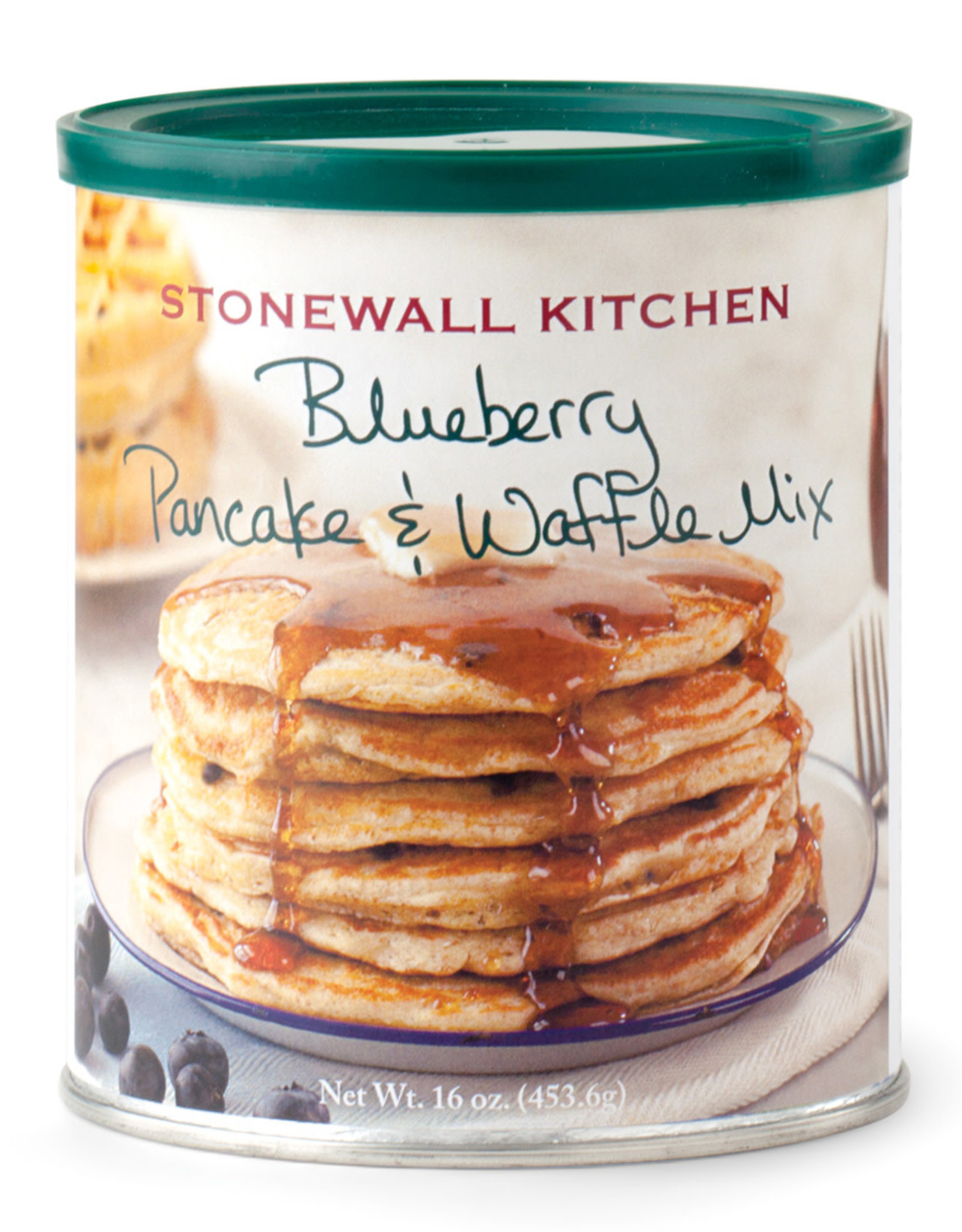 Stonewall Kitchen Blueberry Pancake & Waffle Mix, 16 oz Can