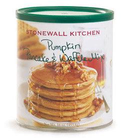 Stonewall Kitchen HOL Pumpkin Pancake & Waffle Mix, 16 oz Can