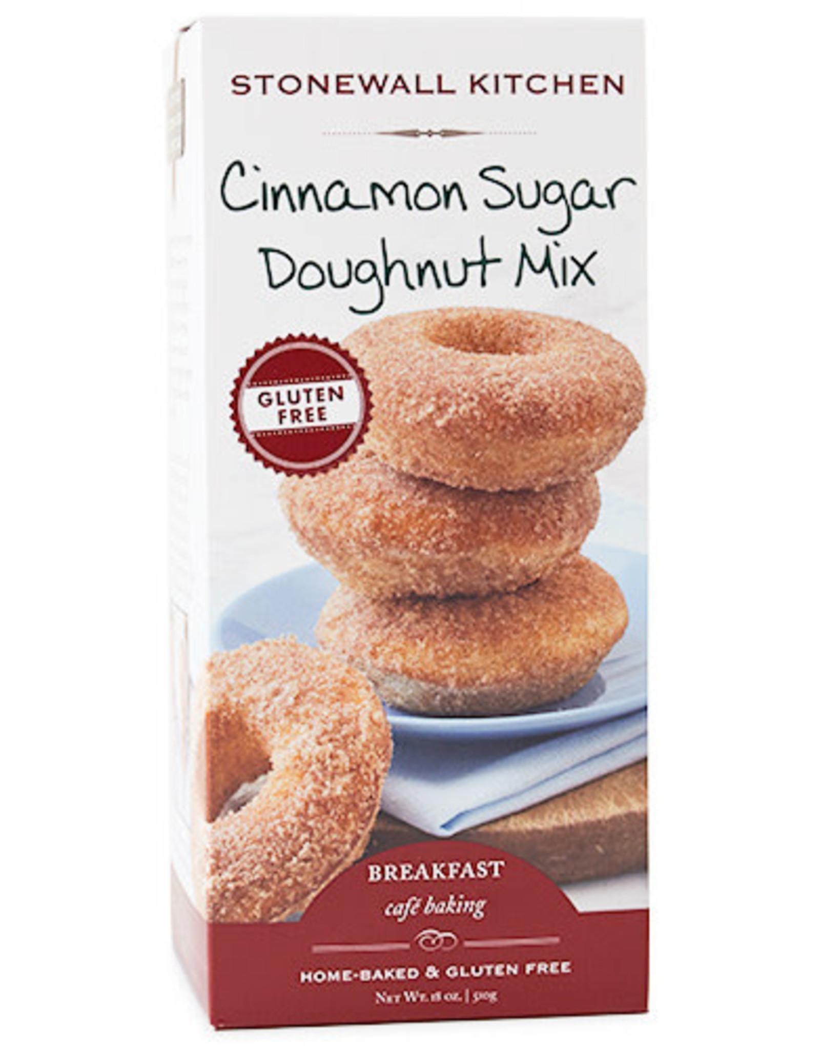 Stonewall Kitchen Gluten Free Cinnamon Sugar Doughnut Mix