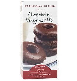 Stonewall Kitchen Chocolate Doughnut w/ Choc Frosting Mix