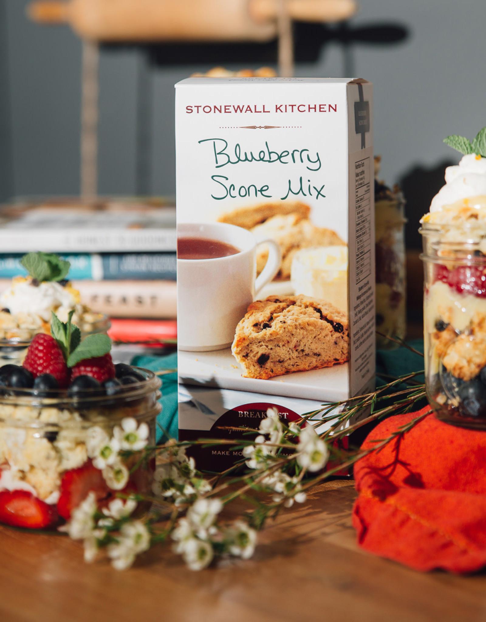 Stonewall Kitchen Blueberry Scone Mix