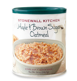 Stonewall Kitchen Maple Brown Sugar Oatmeal