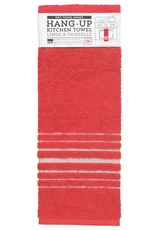 Now Designs Hang-Up Towel, Red