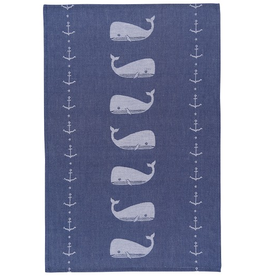 Now Designs Jacquard Dishtowel, Ahoy Matey