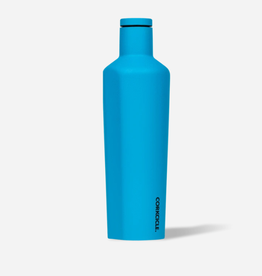 Corkcicle Corkcicle Canteen 25oz Neon Blue