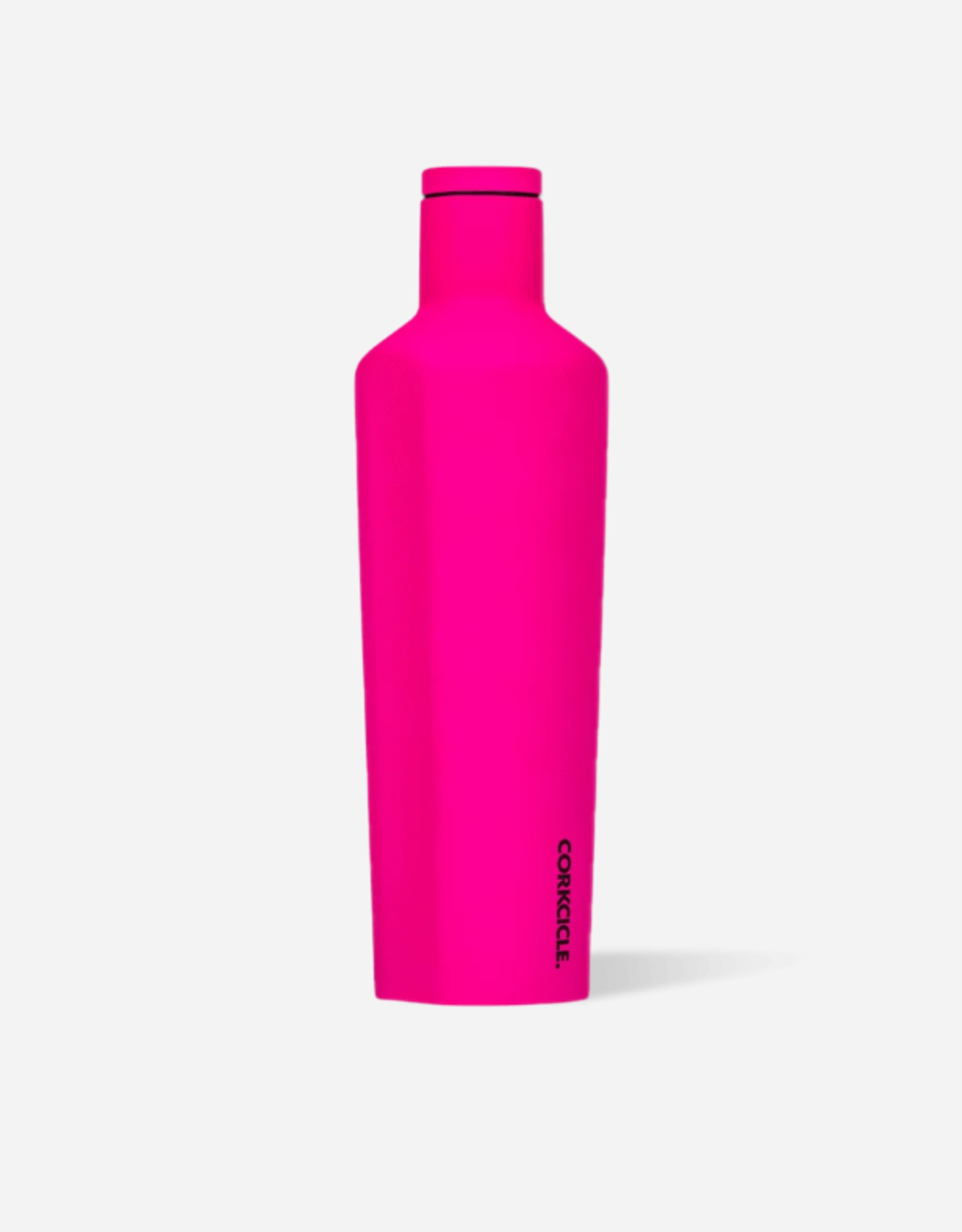 Corkcicle Corkcicle Canteen 25oz Neon Pink