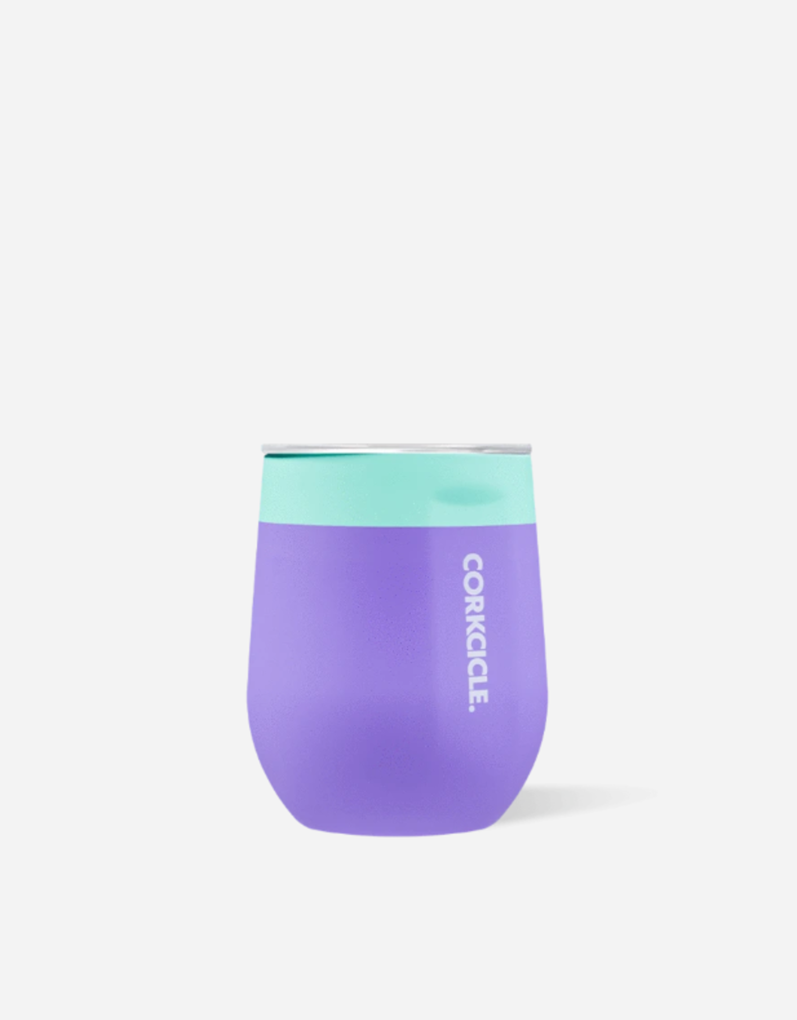 Corkcicle Corkcicle Stemless 12oz, Mint Berry