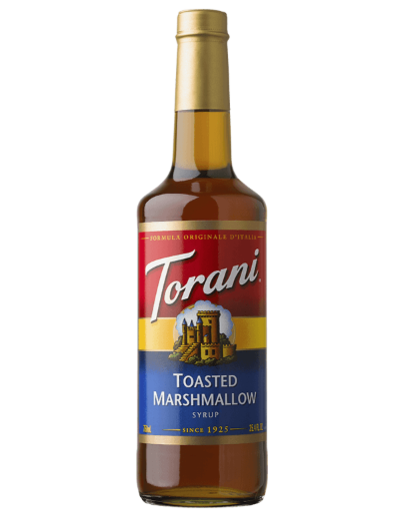 Coffee Masters Torani Syrup, Toasted Marshmallow 750ml