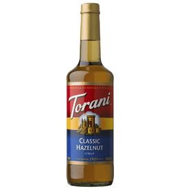 Coffee Masters Torani Syrup, Hazelnut 750ml