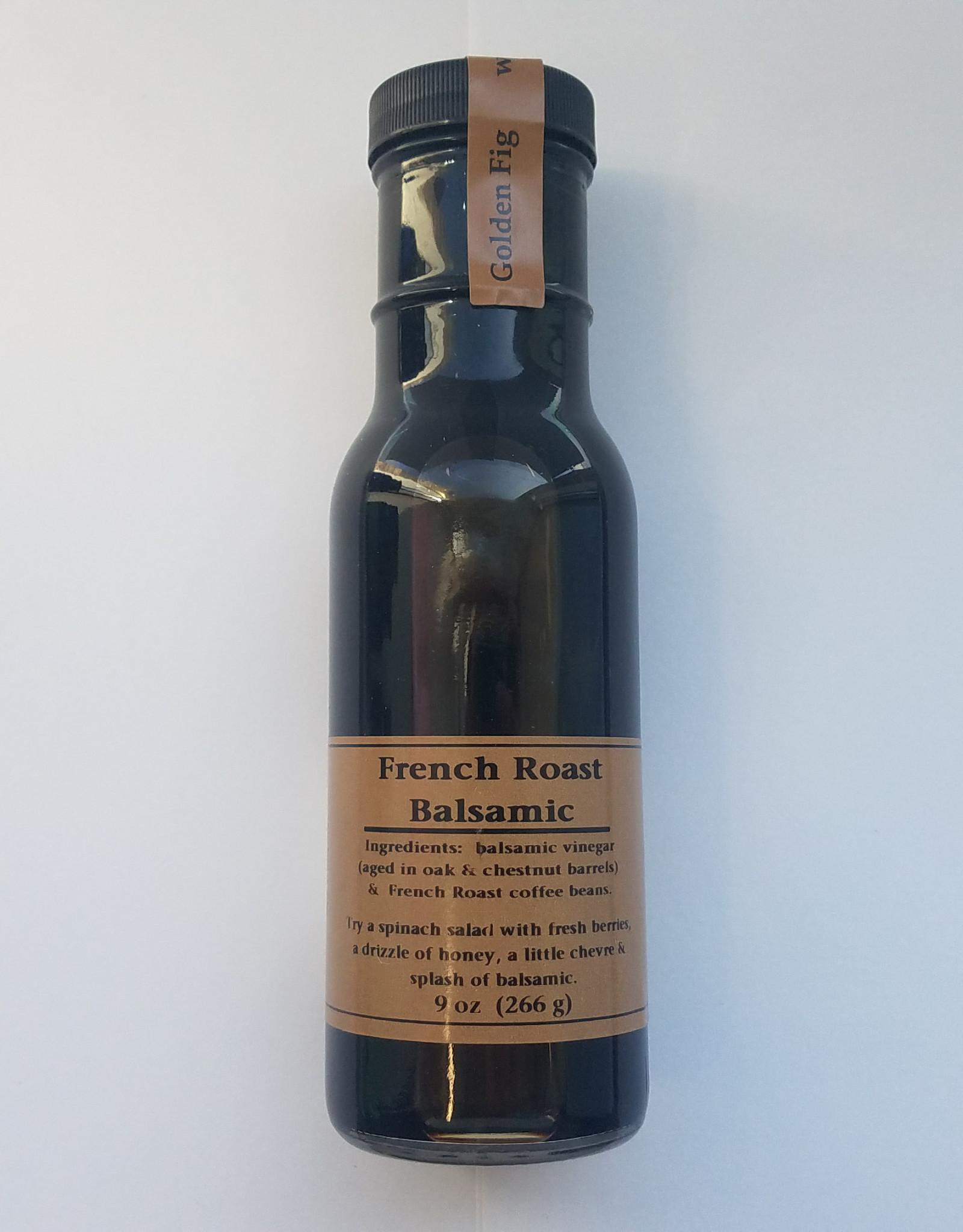Golden Fig French Roast Balsamic Vinegar
