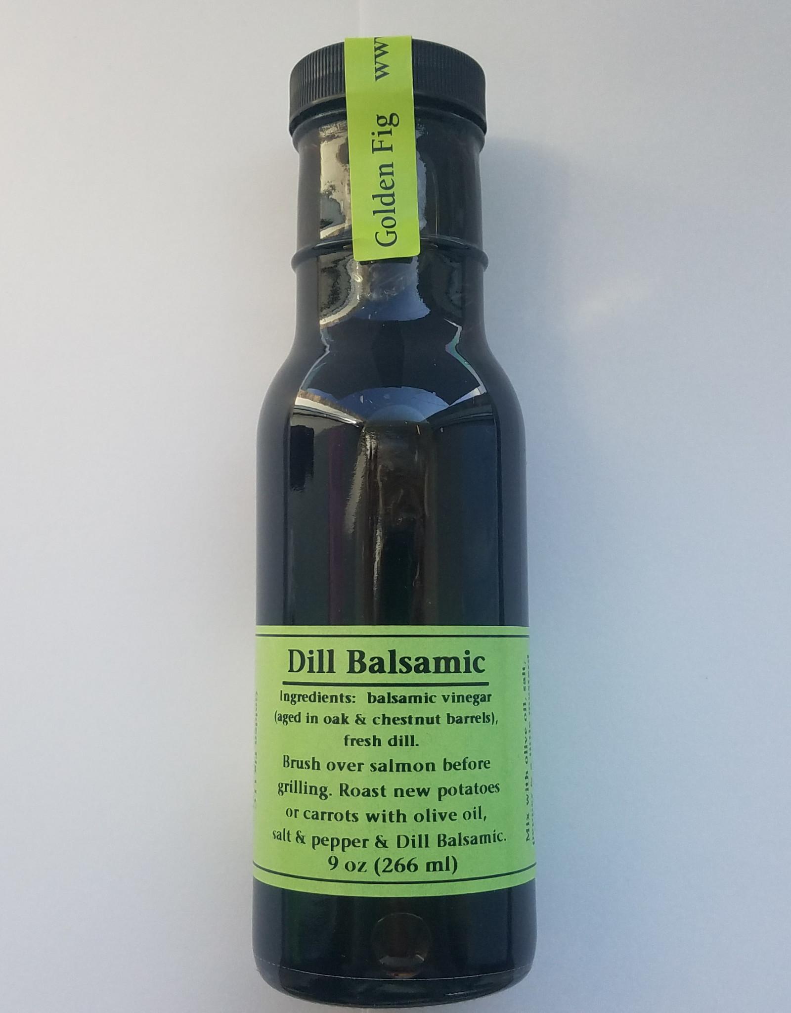 Golden Fig Dill Balsamic Vinegar
