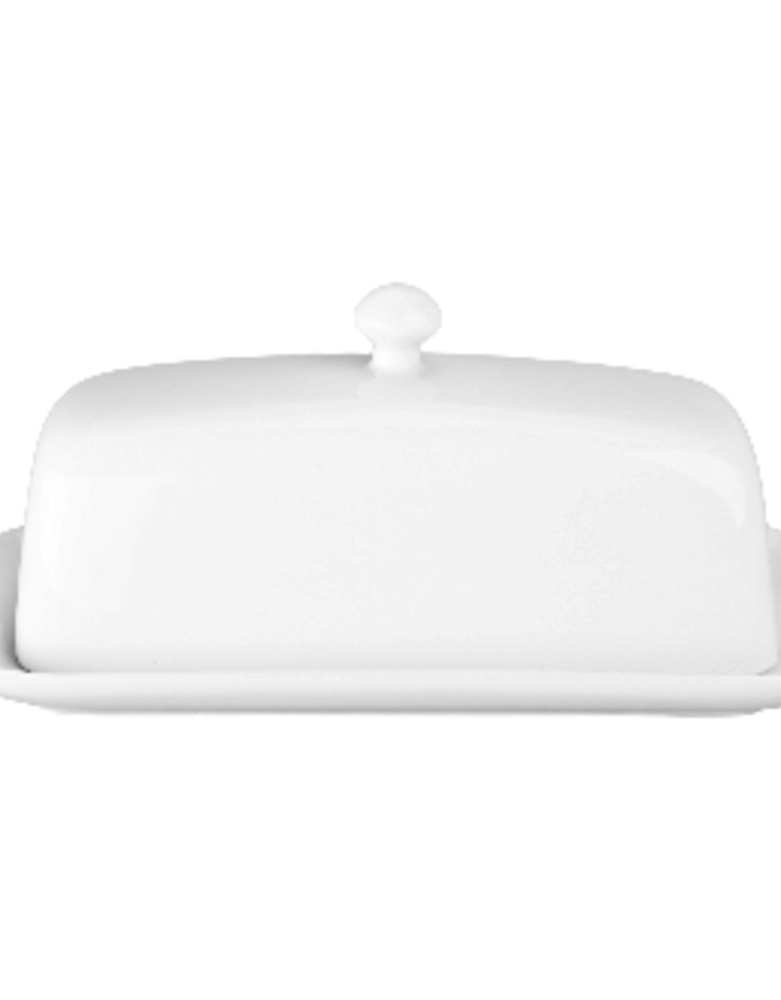 """BIA Cordon Bleu Butter Dish w/ Knob, 8.25"""""""