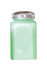 Tablecraft Jadeite Glass, Range Top Salt Shaker, 6oz