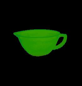 Tablecraft Jadeite Glass Mixing Bowl, 1.5Qt