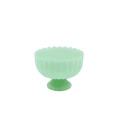 Tablecraft Jadeite Glass 8oz Dish