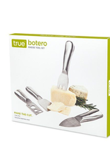 True Fabrications Botero Cheese Knife Set