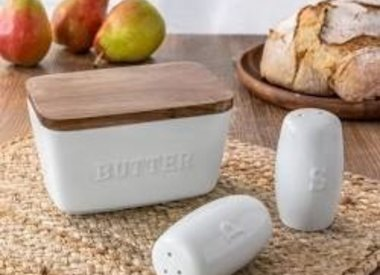 Butter, S&P