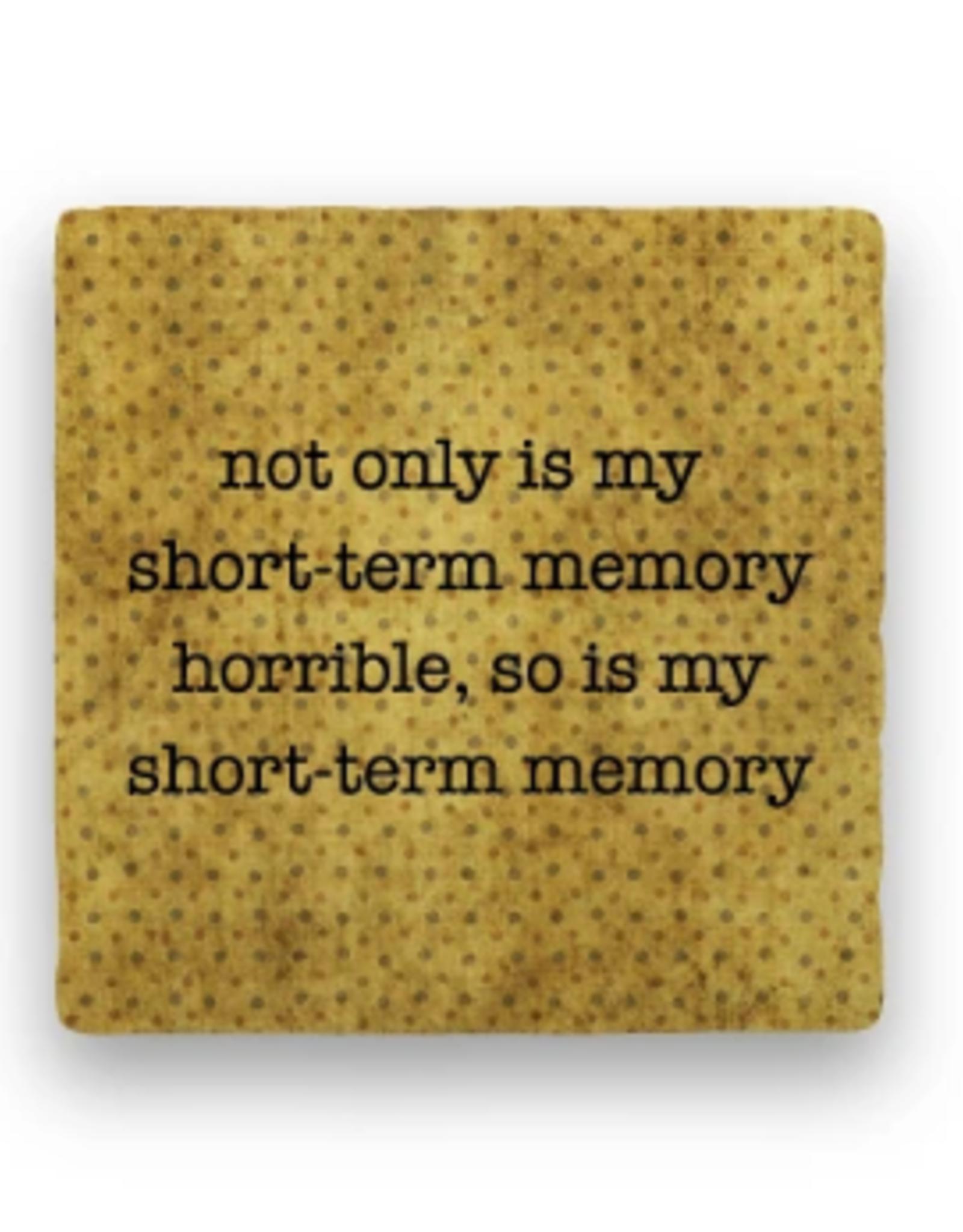 Paisley & Parsley Designs Coaster, Short-term Memory