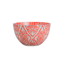 BIA Cordon Bleu Bandana Bowl, Red