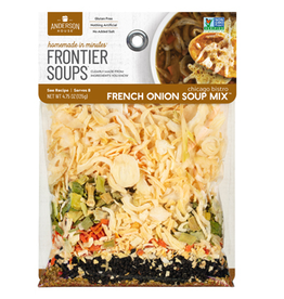 Frontier Soups Chicago Bistro French Onion Soup Mix