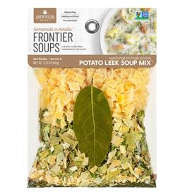 Frontier Soups Washington Plains Potato Leek Soup Mix