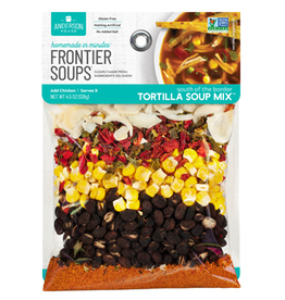 Frontier Soups South of the Border Tortilla Soup Mix