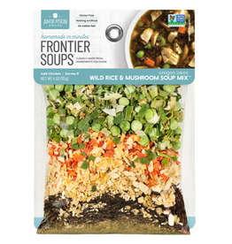 Frontier Soups Oregon Lakes Wild Rice & Mushroom Soup Mix