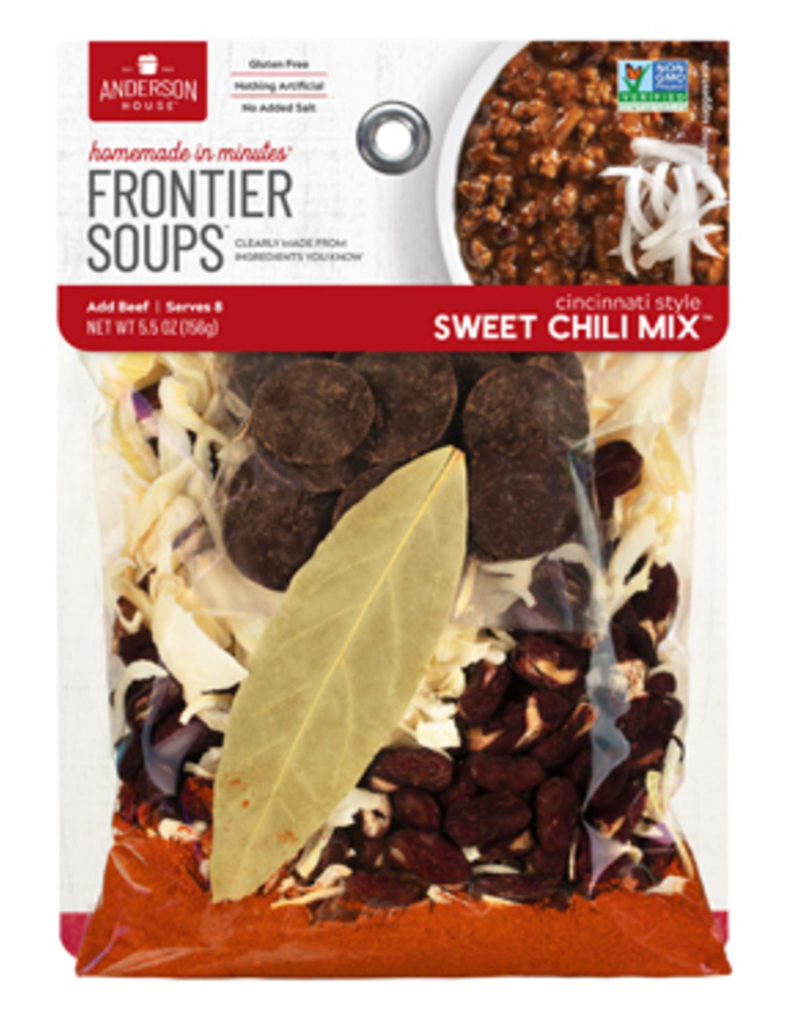 Frontier Soups Midwest Weekend Cincinnati Chili Mix