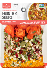 Frontier Soups New Orleans Creole Jambalaya Soup Mix