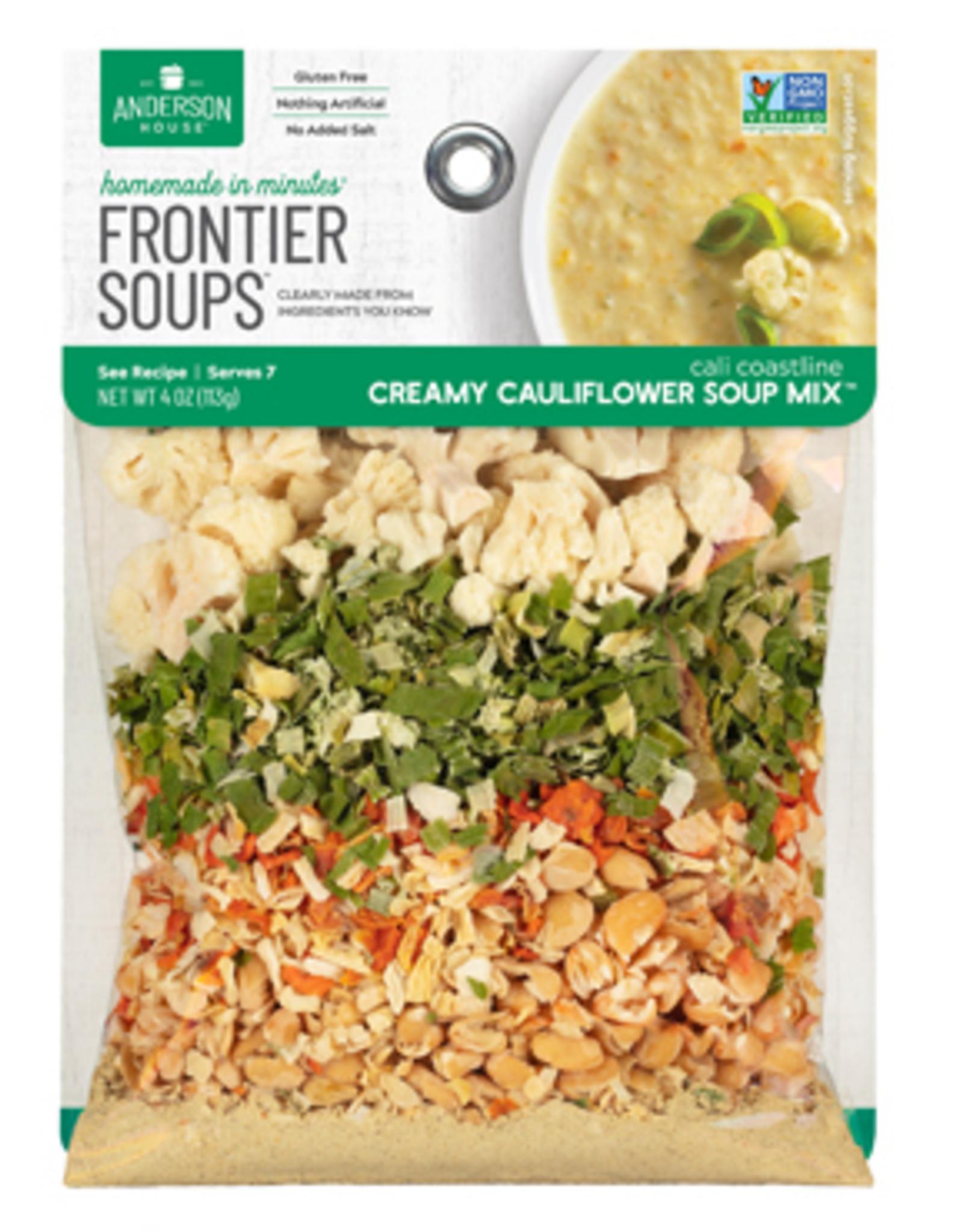 Frontier Soups Cali Coastline Creamy Cauliflower Soup