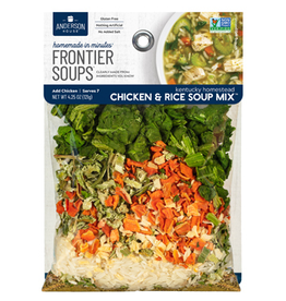 Frontier Soups Kentucky Homestead Chicken & Rice Soup Mix