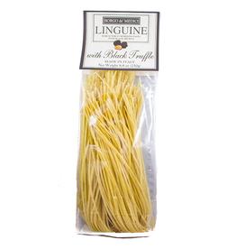 Borgo de' Medici Linguine With Black Truffle