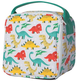 Now Designs Lunch Bag, Dandy Dinos