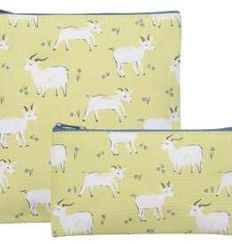 Now Designs Snack Bags, Goats