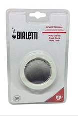 Bialetti Moka Pot Gasket/Filter 6c