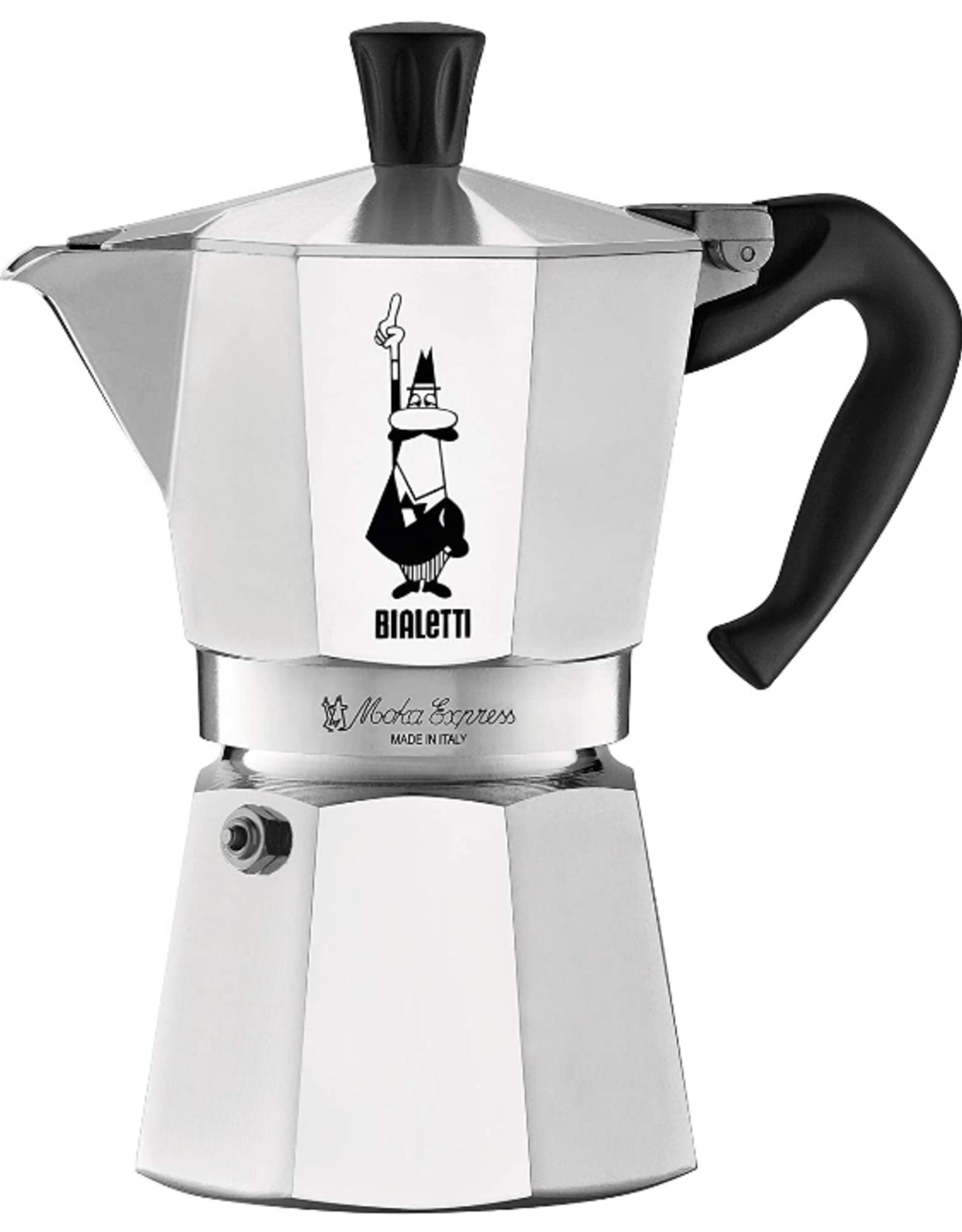Bialetti Bialetti Moka Express, 6 cups